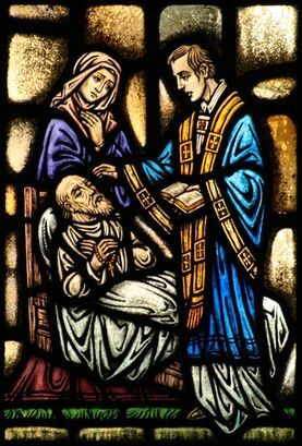 Sacrament of the Anointing of the Sick