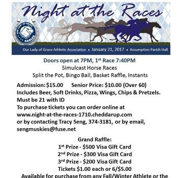 OLG Night at the Races