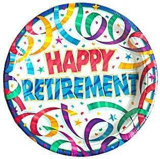 Retirement party after 10:30 mass