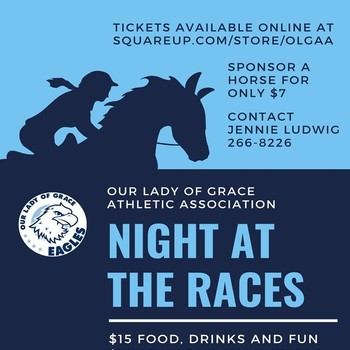 OLGAA Night at the Races