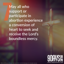9 Days for Life Novena - Day 7
