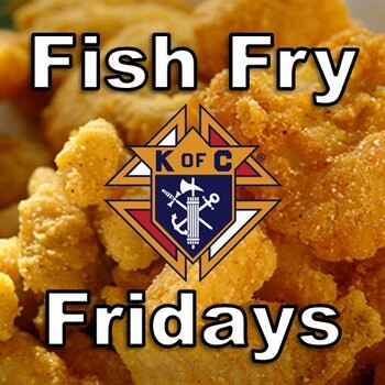 Fish Fry Friday - To-Go Plates ONLY