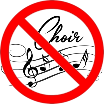 Choir Practice CANCELLED for Sunday 5PM Mass