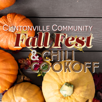 Community Fall Fest and Chili Cookoff