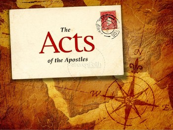 Acts of the Apostles - Bible Study
