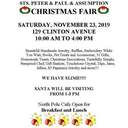 Christmas Fair this Weekend
