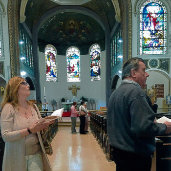 Photos from the Sacred Sites Open House