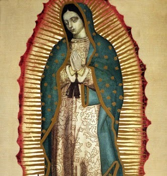 Feast Day of Our Lady of Guadalupe - December 12