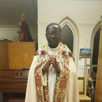 Mass for the Ghanaian Community
