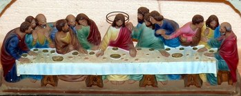 Holy Thursday: Mass of the Lord's Supper with Adoration of the Blessed Sacrament until 9:00p.m.