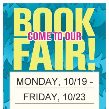 Fall Book Fair Week - Last Day