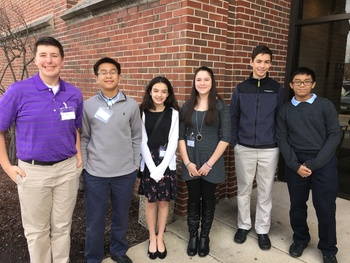 Let Your Light Shine! - Regional Science Fair Winners