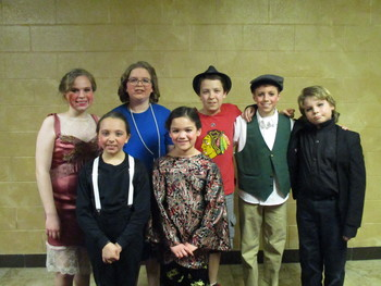 Shining Lights - St. Gensius Productions Bugsy Malone