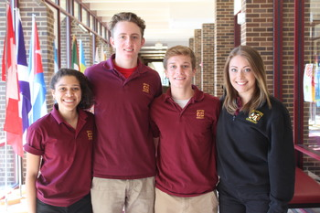 Shining Lights - Montini Student Government Elected
