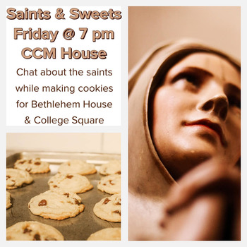 Saints & Sweets-Women's Group Event
