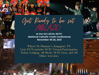 Diocesan Local National Catholic Youth Conference