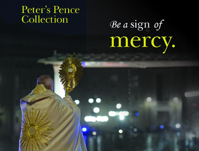 Peter's Pence Collection (June 27)