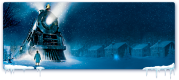 Youth Movie Night (Polar Express)