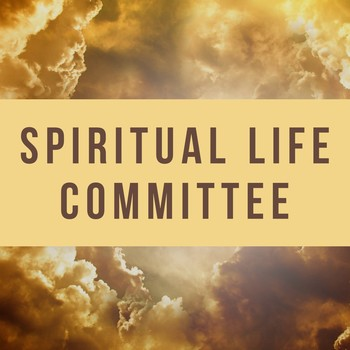 Spiritual Life Committee Meeting