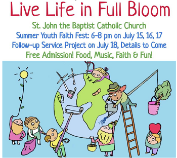 Youth Summer Faith Fest