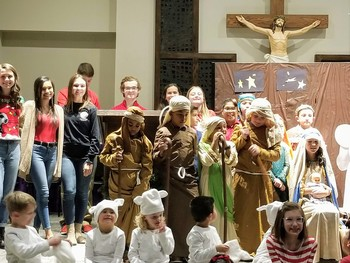 Nativity Play 12-19