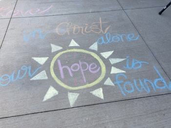 Dive Into Faith Hope and Love