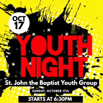 Our First Youth Night of 2021