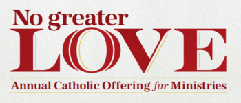 Annual Catholic Offering for Ministries 2021