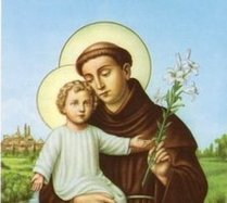 St. Anthony of Padua, Butler