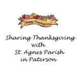 Share Thanksgiving with St Agnes Parish