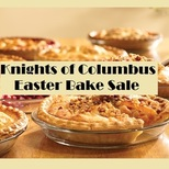 Easter Bake Sale