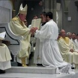 Steve Delia ordained to the Diaconate