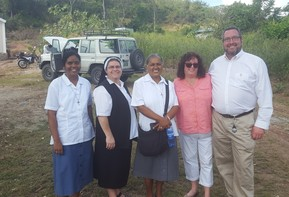 REFLECTIONS ON THE RECENT TRIP TO HAITI BY KEVIN AND LAURIE DEMPSEY