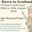 NEW DAWN in SCOTLAND - VIRTUAL CONFERENCE