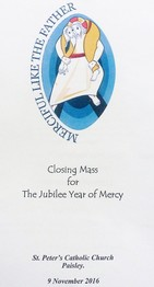 Year of Mercy - Closing Mass - St. Peter's Parish