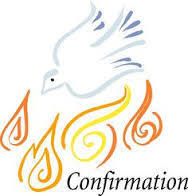 St. Peter's P7 Confirmandi : Rite of Enrolment