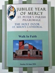 Parish Pilgrimage 'A Walk in Faith'