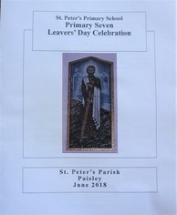 St. Peter's Primary Leavers' Mass