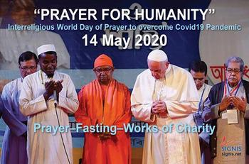 Day of Prayer and Fasting and Works of Charity