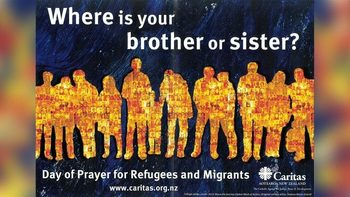 Prayers for Refugees and Migrants