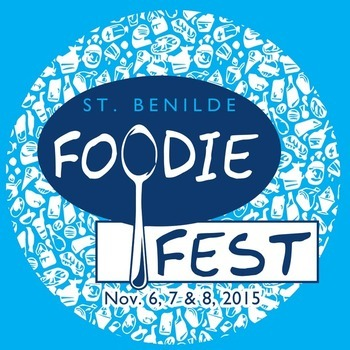 2015 Foodie Fest - Mark Your Calendars
