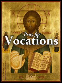 Prayers for Vocations - St  Benilde Catholic Church