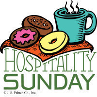 Hospitality Sunday - Pastoral Life Report