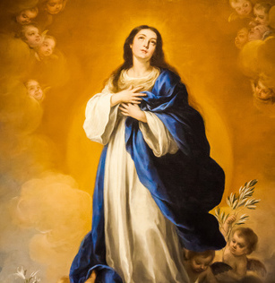 Solemnity of the Immaculate Conception 2018