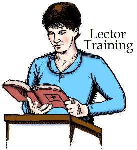 Lectors and EMHCs Needed
