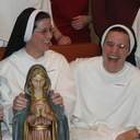 Students visit the Dominican Sisters