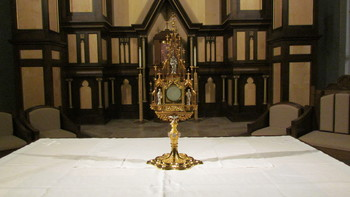 24-HOUR ADORATION FOR VOCATIONS: November 7-8 @ Cherokee