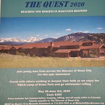 THE QUEST 2020