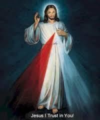 DIVINE MERCY SUNDAY is April 11.