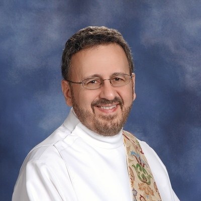 Rev. Mr. Joe Marsicovete